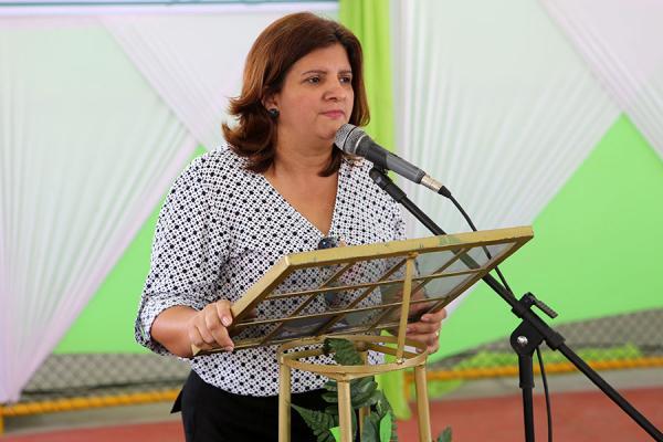 Ziane Costa será apoiada pelo PRTB
