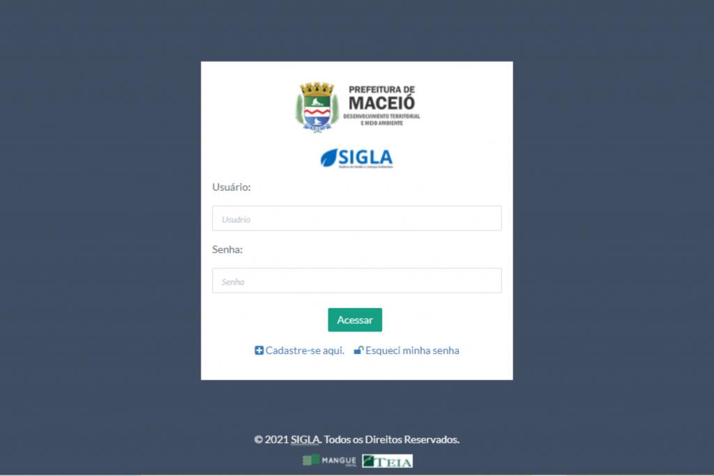 Licenças ambientais devem ser solicitadas pelo Sigla (Foto: Ascom/Sedet)