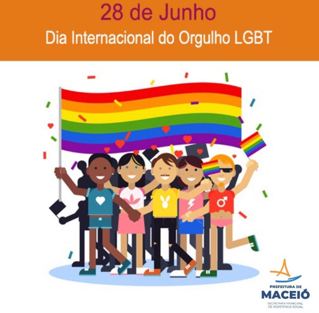 Dia Internacional do Orgulho LGBT