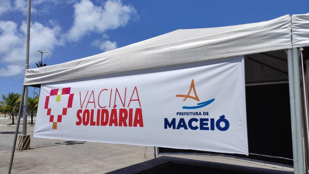 Vacina Solidária