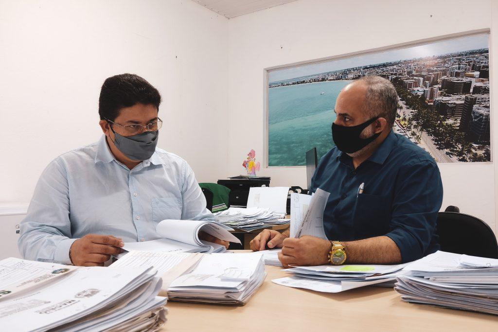 No mesmo período, foram emitidas 235 autorizações ambientais. Foto: Ascom Sedet